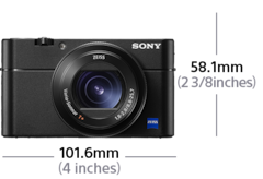 Picture of RX100 V The premium 1.0-type sensor compact camera with superior AF performance