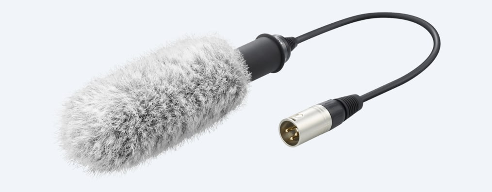 Images of XLR-K2M Adapter Kit and Microphone