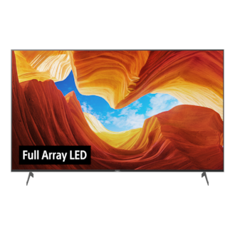Picture of X90H | Full Array LED | 4K Ultra HD | High Dynamic Range (HDR) | Smart Display (Android™)