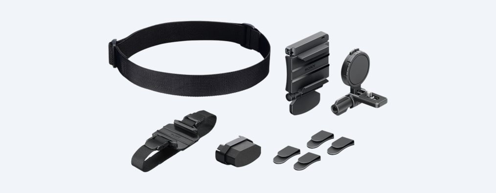 Images of BLT-UHM1 Universal Head Mount Kit for Action Cam