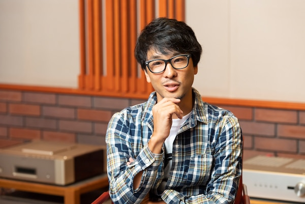 Ryo Ohmura live sound engineer affiliated with Kim Co., Ltd