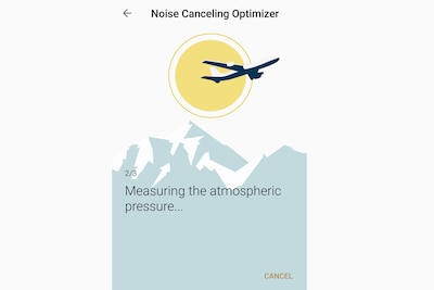 Noise cancelling optimizer