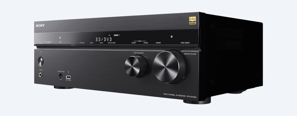 Images of 7.2ch Home Theatre AV Receiver | STR-DN1080