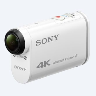 X1000V / X1000VR 4K Action Cam 配備 Wi-Fi® 和 GPS 的圖片