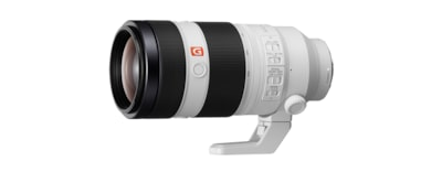 SEL100400GM系列長焦變焦鏡頭Sony G Master 100 400mm 的影像