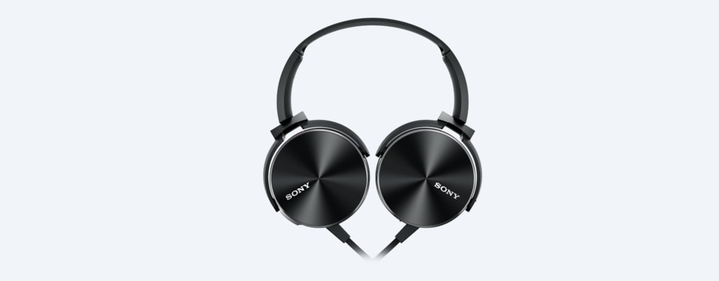 Images of XB450BV EXTRA BASS Vibration Headphones