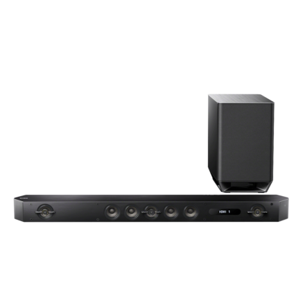 Picture of 7.1ch Soundbar with Wi-Fi/Bluetooth® technology