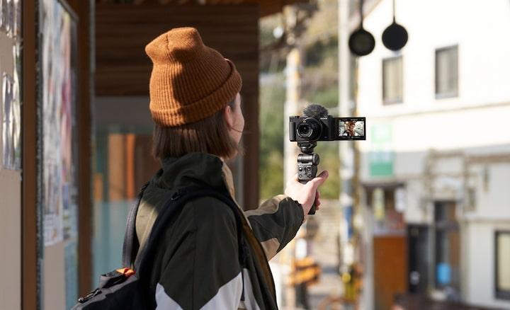 無論身在何處,都能拍攝精彩影片