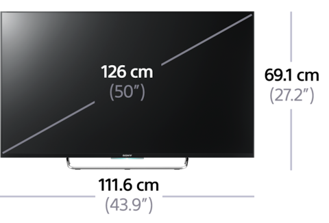 Picture of W85C / W80C Full HD with Android TV