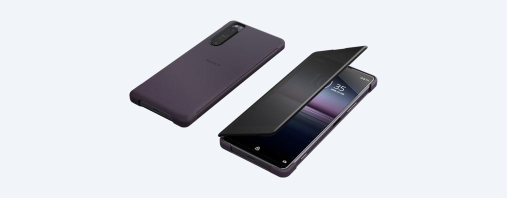 Images of Style Cover View for Xperia 1 II