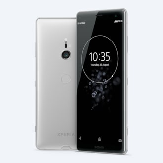 Picture of Xperia XZ3-QHD+ HDR OLED display smartphone