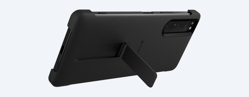 Images of Style Cover with Stand for Xperia 1 II