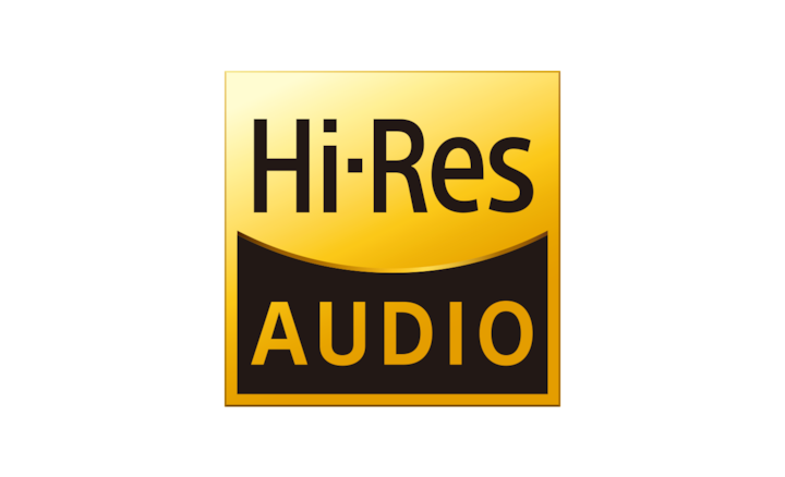 Hi-Res Audio Logo