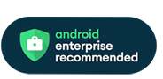 Android Enterprise Recommended 推薦標誌