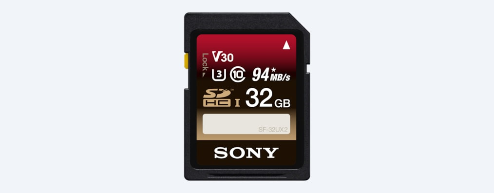 Images of SF-UX2 Series SD Memory Card