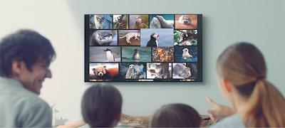X85F | LED | 4K Ultra HD | 高動態範圍 (HDR) | 智慧型電視 (Android TV) 的圖片