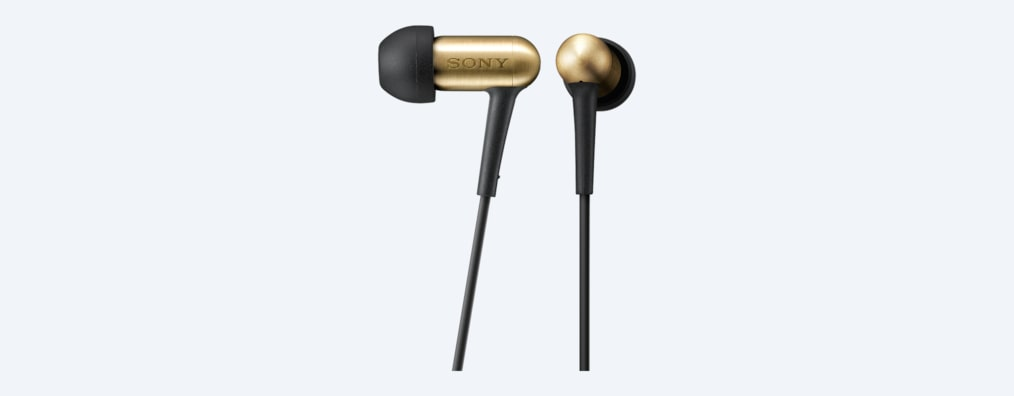 Images of XBA-100 In-ear Headphones
