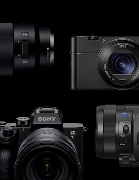 Sony | Camera Channel 影像