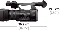 Picture of AX1 4K Professional Handycam®