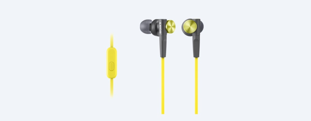 Images of MDR-XB50AP EXTRA BASS™ In-ear Headphones