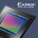 2010 萬像素 Exmor® APS HD CMOS 感光元件