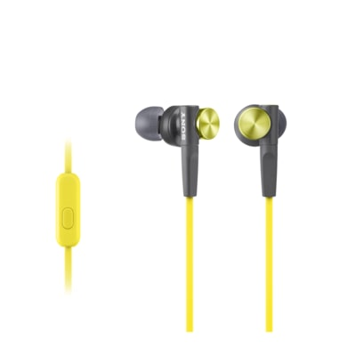 Picture of MDR-XB50AP EXTRA BASS™ In-ear Headphones