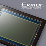 2430 萬像素 Exmor® APS HD CMOS 感光元件