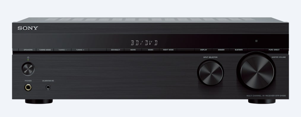 Images of 5.2ch Home Theatre AV Receiver | STR-DH590