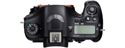 Images of α99 A-mount Camera with 35mm Full-frame Sensor