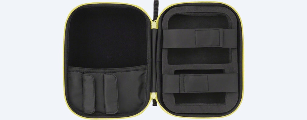 Images of LCM-AKA1 Semi-Hard Carrying Case for Action Cam