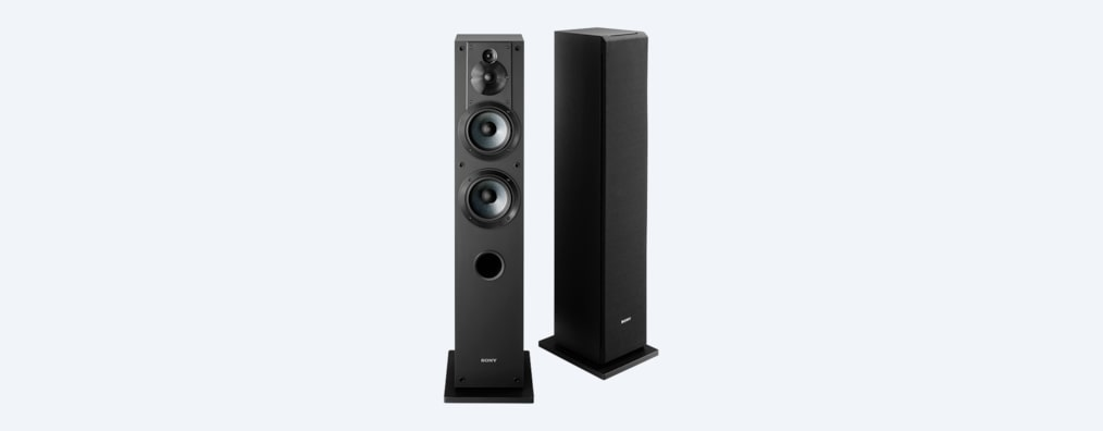 Images of Stereo Floor-Standing Speaker Package