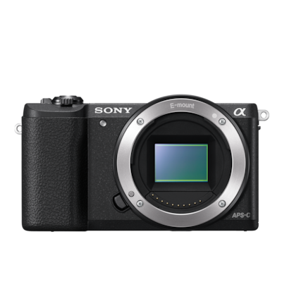 Picture of α5100 E-mount camera with APS-C sensor