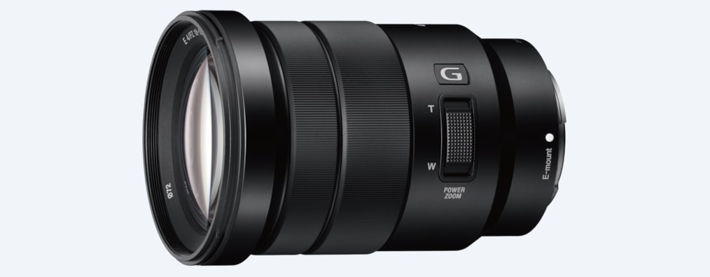Images of E PZ 18-105mm F4 G OSS