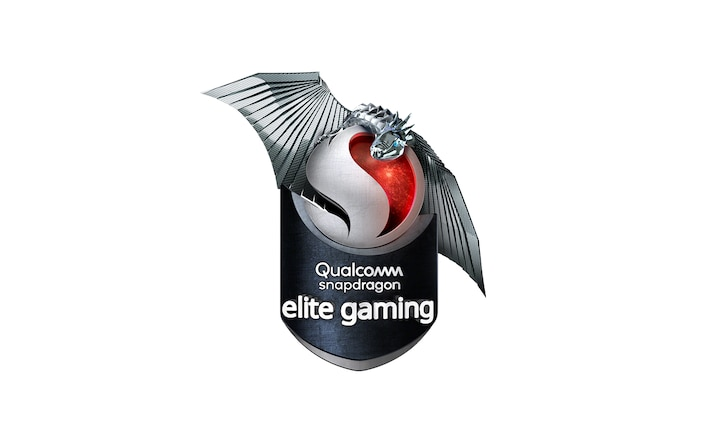 Qualcomm® Snapdragon Elite Gaming™ logo